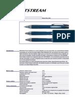 Uni Jetstream (0.7mm, Retractable) REVISAR - ESPAÑOL
