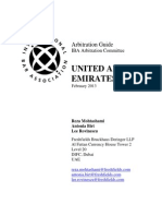 IntlArbGuide - United Arab Emirates