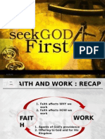 Faith and Work Presentation