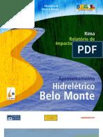 Rima Belo Monte Xingu