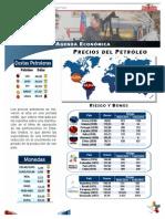 Agenda Economica Diaria 13.04.2015