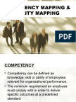 Competency Mapping & Capability Mapping