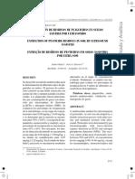 Extraccion de Residuos de Plaguicidas en Suelos Asistida Por Ultrasonido