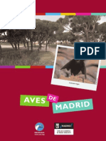 Catálogo Aves Madrid