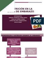 Expo Nutricion en Embarazo