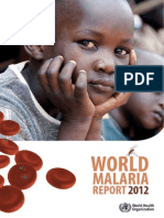 World Malaria Reports