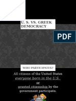 greek democracy u s democracypresentation