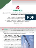 Febrero 2015 ART TEC #2 Sistemas Contra Incendio Aerogeneradores
