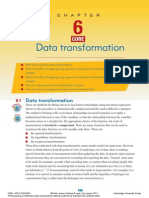 06 - Data Transformation