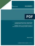 Cam02b Administrative Report