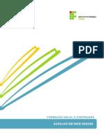 Pronatec - Auxiliar Em Web Design