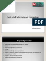Descrierea Unui Eveniment de PR - Festivalul International Cervantino