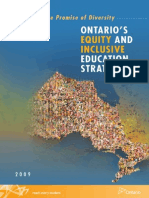 ontarios equity and inclusive education strategy