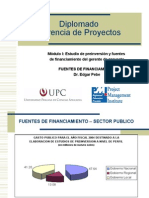 Sesion 5 - Fuentes de Financiamiento