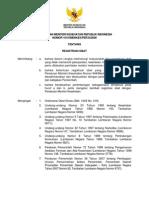 Permenkes 1010-2008 Registrasi Obat (DIUBAH ~ 1120-2008)