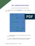 Tutorial - Moldes - Autodesk Inventor 9 - (Pt Br)