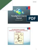 Inercia Mental Present