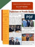 ELCAP E-Newsletter Issue 30 - Apr 2015