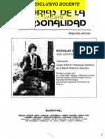 Nicholas Dicaprio - Teorias de La Personalidad