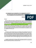 Fundación Colonias Griegas - Domínguez