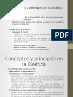 Conceptos y Principios en La Bioética Clase 1 (1) (1)