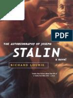 The Autobiography of Joseph Stalin, a Novel