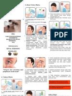 Cara Pemakaian Obat Mata Yang Benar
