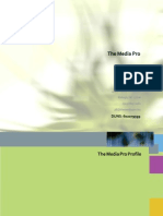 The Media Pro Profile April 2015