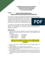 Instructivo Redac Plan e Infofinal Propec