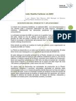 Ejemplo de Cálculo de Huella de Carbono en AMC 2013