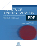 Effect of Ionozation Radiation