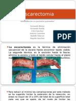 escarectomia