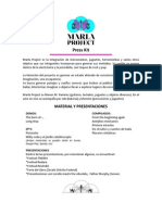 Marla Project - Press Kit