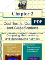 Cost Classification Lecture 2