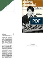 31- Ajedrez Elemental. — y. N. Panov.