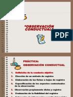Observaci%C3%B3n Conductual y Registros de Conducta