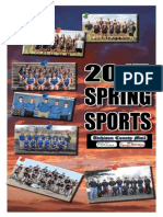 Spring Sports Tab 2015
