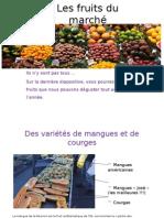 PPT_Les Fruits Du Marché