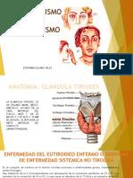 Hiper e Hipotiroidismo..