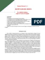 Moreno.discíp. de Jesús Ev. Juan