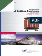 1. LS Cast Resin Transformers Catalogue