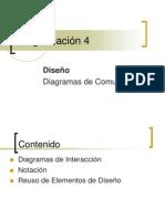 Disenio - Diagramas de Comunicacion