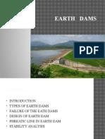 6 Earth Dams