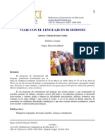 Viaje Al Lenguaje en 80 Sesiones