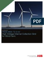Pass m00 Wind Farm Brochure