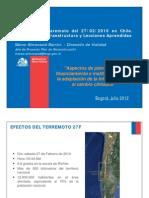 Terremoto y Maremoto en Chile - Marco Almonacid