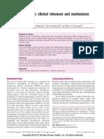 Hipercapnia, Relevancia Clinica y Mecanismos Cocc 2015