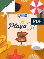 Playa 37 - Abril 2015