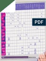 Calendario Vacunación 2015 -Ministerio Salud Argentina-