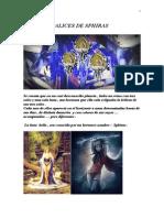Los Tres Calices de Sphiras y Hexaedrum - Mhh